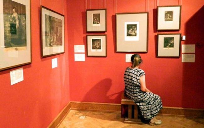 Фото: В киевском музее Ханенко (artchive.ru)