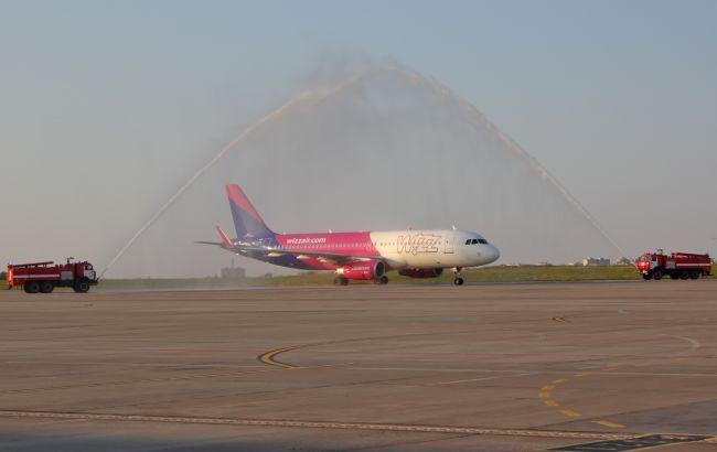 Аеропорт Ярославського відкрив регулярні прямі перельоти в Берлін і Відень