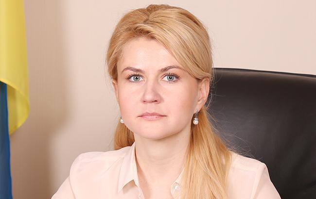 Світлична переобрана віце-президентом Палати регіонів Конгресу регіональної влади Ради ЄС
