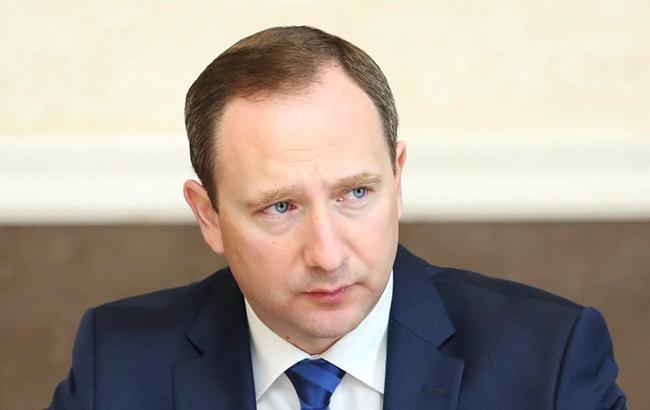 Райнін став Почесним громадянином Харківської області