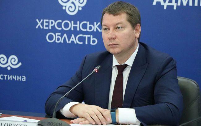 Доказательств причастности главы Херсонской ОГА к убийству Гандзюк нет, - Луценко