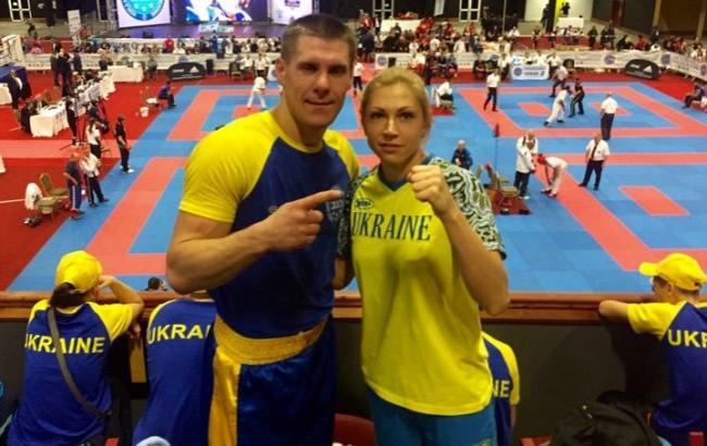 Фото:Украинцы на ЧЕ по кикбоксингу WAKO (sport.if.ua)