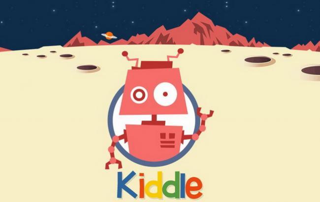 Фото: детский поисковик Kiddle от Google Inc. (Kiddle.co)