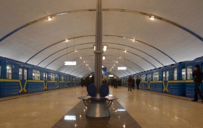 Фото: метро Києва