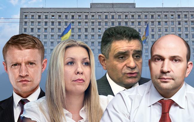 На должность главы Киевской ОГА претендуют четыре человека
