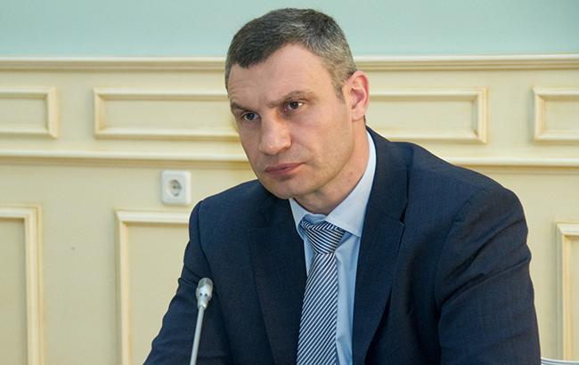 Депутатський мандат не дає права на порушення законів, - Кличко