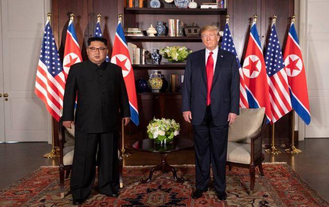 Кім Чен Ин назвав умови третього саміту з Трампом