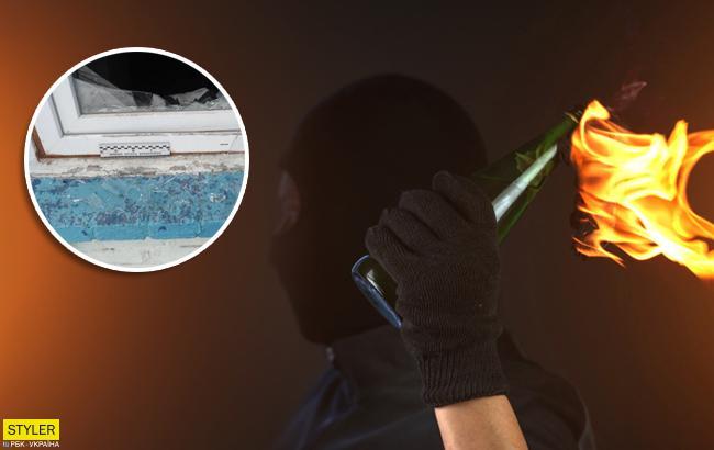 Поджог дома бойца АТО: медики борются за жизнь жены и дочери воина