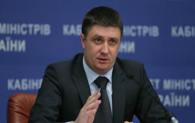 Фото: министр культуры Украины Вячеслав Кириленко