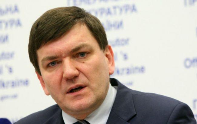 Фото: Сергій Горбатюк розповів про тиск на нього під час розслідування економічних злочинів