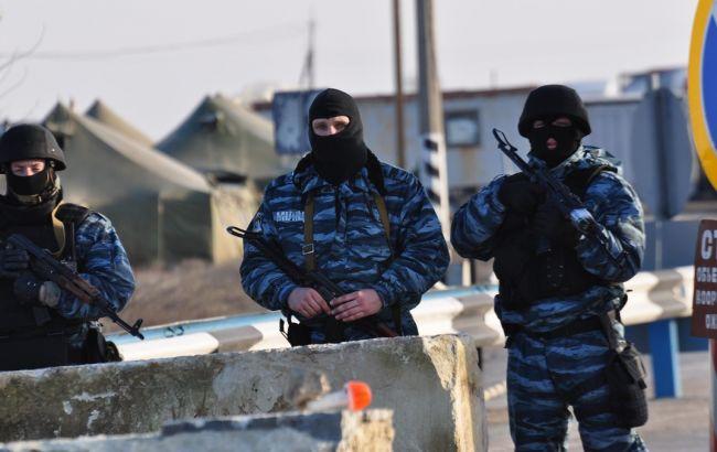 Фото:  на перевалочных базах сотрудники Нацполиции и СБУ провели обыски
