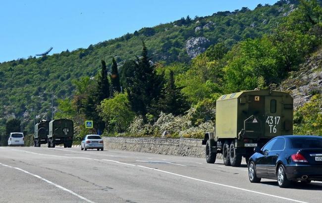 Фото: окупований Крим