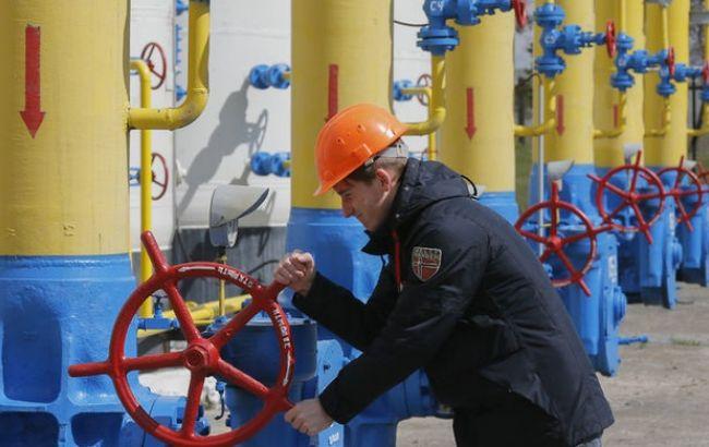 Фото: в Геническе нет проблем с газом