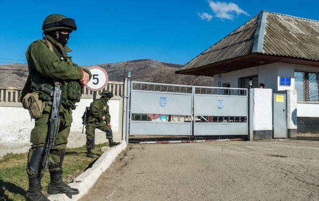 """Фото: Захтей считается одним из десяти задержанных """"диверсантов ГРУ"""" в Крыму"""