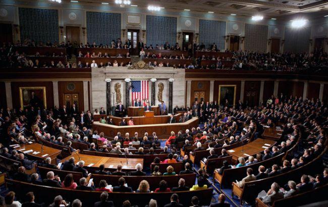 Фото: в нижней палате Конгресса рассмотрят Акт на поддержку Украины
