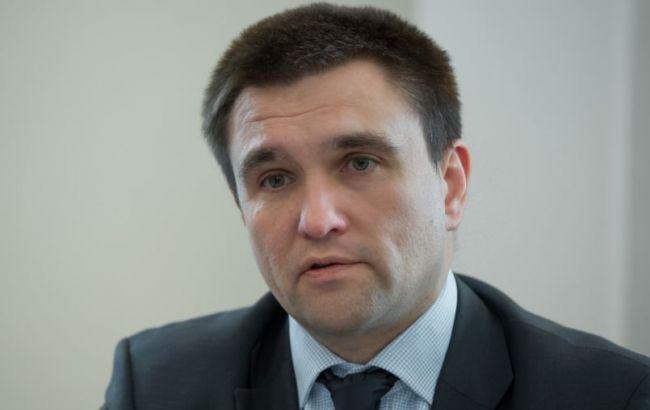 Окремі представники СММ ОБСЄ працюють на Росію, - Клімкін