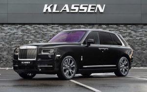 Броньовик за мільйон доларів: представлено броньований позашляховик Rolls-Royce Cullinan