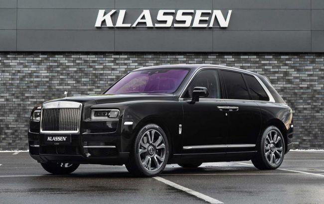 Броневик за миллион долларов: представлен бронированный внедорожник Rolls-Royce Cullinan