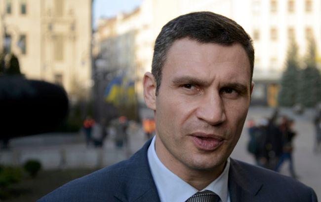 """Фото: Кличко заперечує домовленості з """"17 каналом"""" про зустріч в день вбивства Шеремети"""