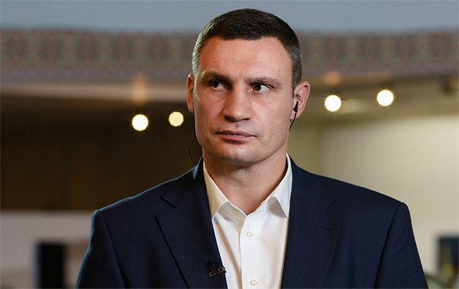 Мерський УДАР: знайдуть заміну Кличко в партії Порошенко