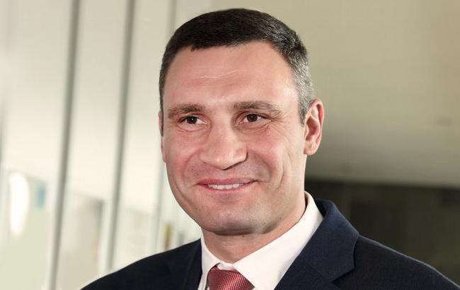 Кличко пообещал, что киев достойно проведет Евровидение