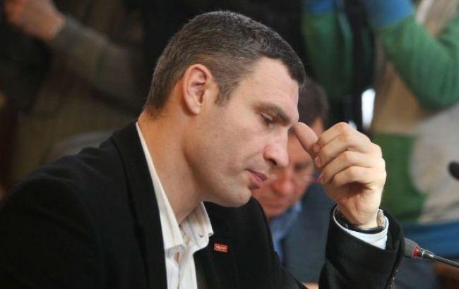 """Кличко назначил Густелева гендиректором """"Киевавтодора"""""""