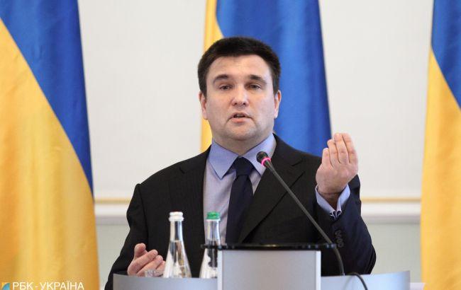 Клімкін не виключив, що Україна може розпочати виробництво ракет