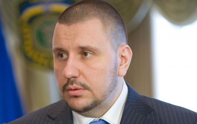 Фото: бывший министр доходов и сборов Украины Александр Клименко