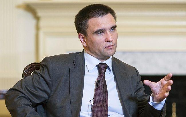 Климкин неисключает введение военного положения наДонбассе