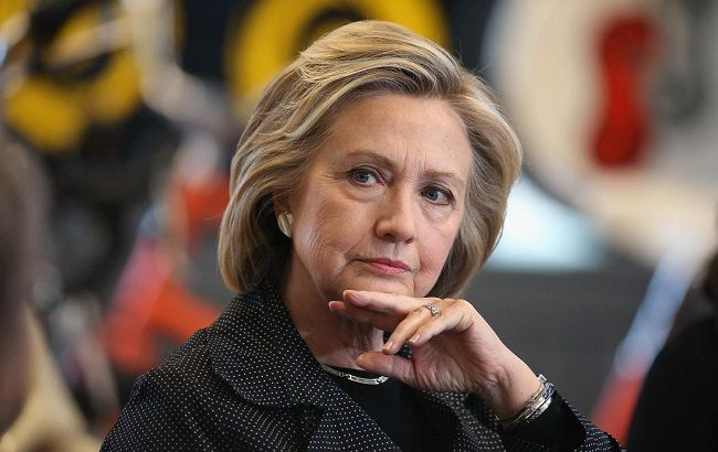 Фото: на выборах в США проголосовала Хиллари Клинтон