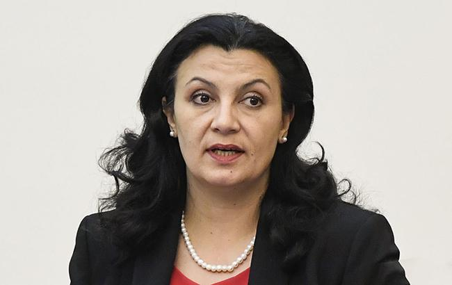 Фото: Иванна Климпуш-Цинцадзе (kmu.gov.ua)