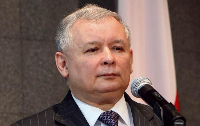 Будущее отношений Украины иПольши оказалось под вопросом,— Качиньский