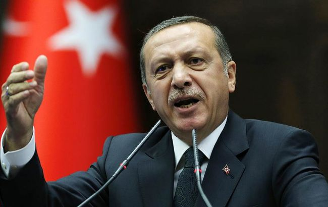 Ердоган: Туреччина має право боротися з тероризмом за кордоном