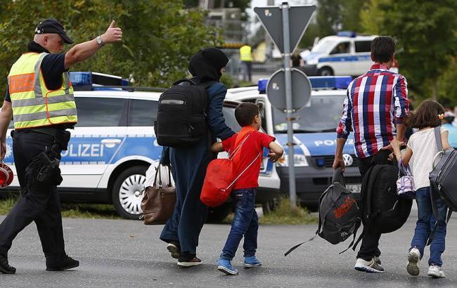 Фото: число высланных из ФРН беженцев выросло