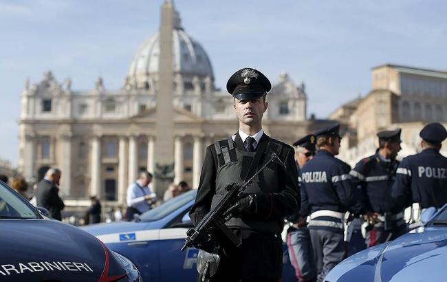 У центрі Риму стався вибух