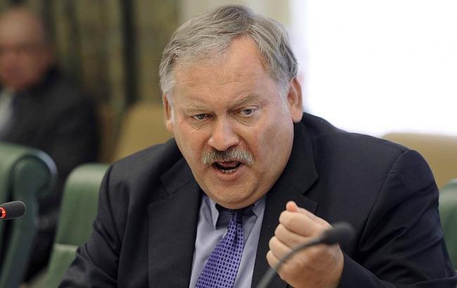 Фото: Затулін звинуватив Україну в ситуації в Авдіївці