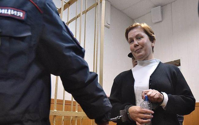 В РФ следствие просит продлить арест боссу Библиотеки украинской литературы Шариной— юрист