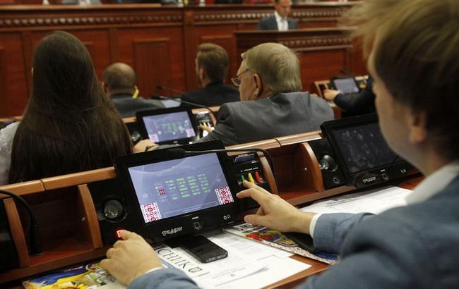 Київрада затвердила програму соцекономрозвитку на 2016