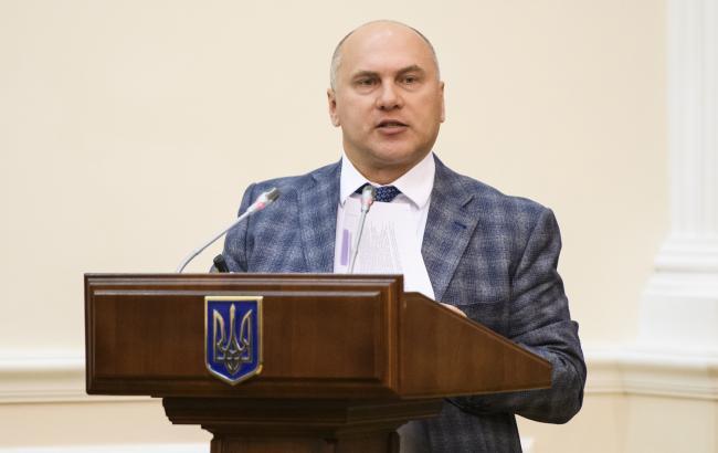 Фото: Виталий Трубаров (kmu.gov.ua)