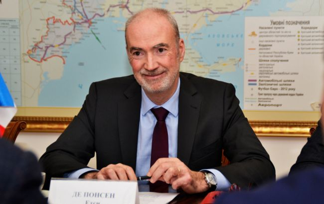 Франція докладе усіх зусиль для досягнення миру на Донбасі, - посол