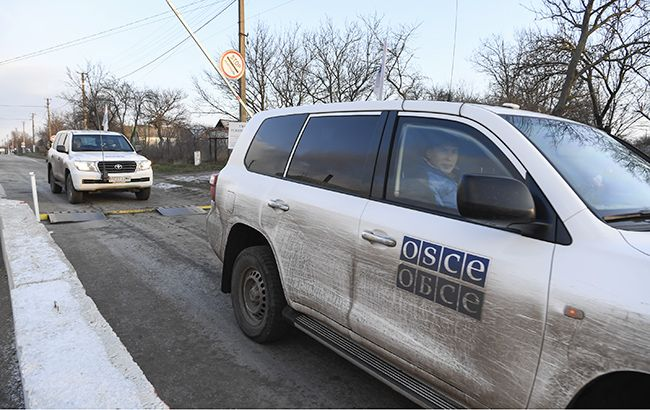 Боевики в январе почти 100 раз ограничивали работу ОБСЕ на Донбассе