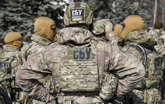 В Киеве СБУ проводит обыски у представителей пророссийской организации