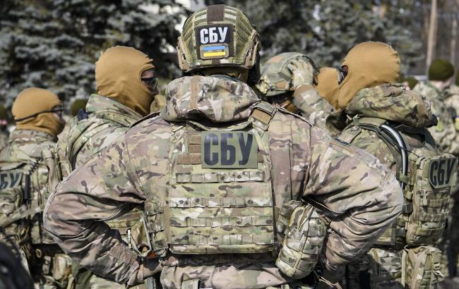 У Запоріжжі СБУ блокувала вивезення деталей до авіадвигунів для військових літаків