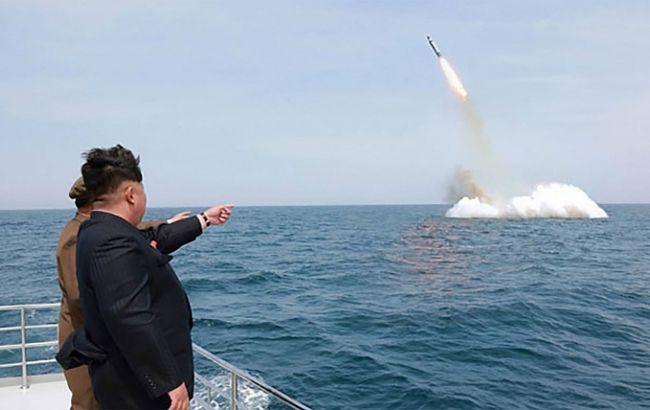 Фото: последний раз КНДР произвела запуск баллистической ракеты 3 августа