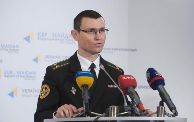 Спікер Генштабу Владислав Селезньов