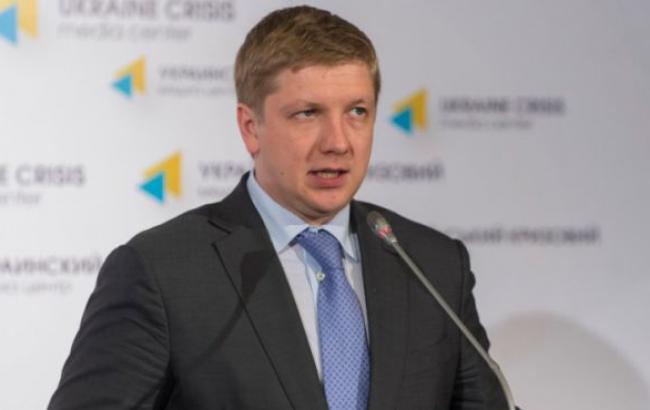 """Частка """"Газпрому"""" в імпорті газу в Україну буде складати до 40%, - Коболєв"""