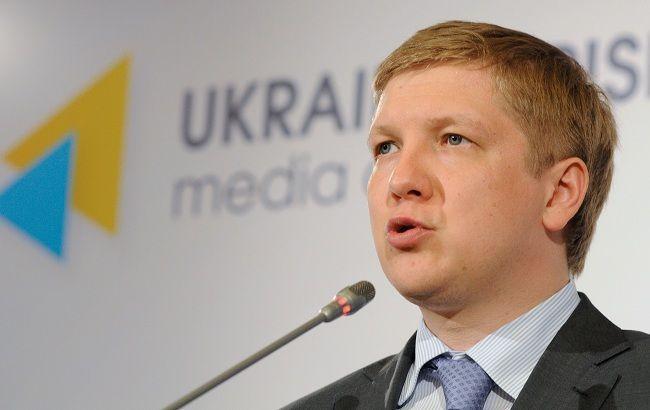 """Фото: председатель правления НАК """"Нафтогаз Украины"""" Андрей Коболев"""