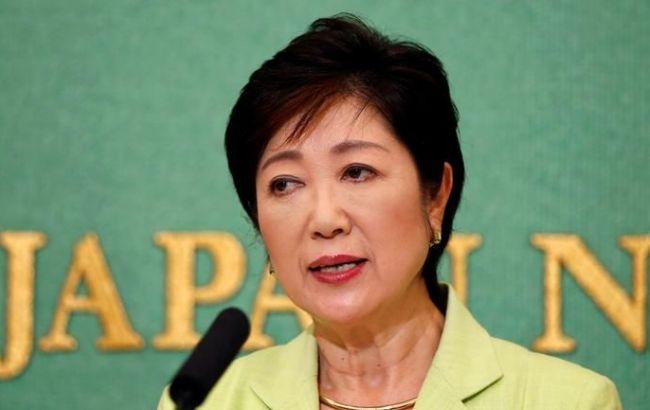 Фото: Юріко Коїке стане губернатором Японії