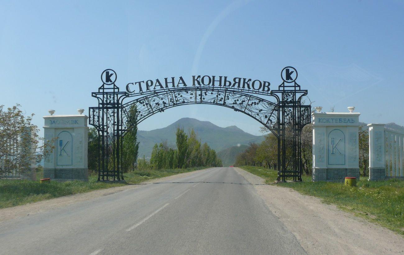 В Крыму выставили на продажу еще один известный винзавод