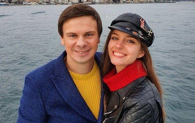 """""""Скільки можна"""": дружина Дмитра Комарова спантеличила мережу висловлюванням про чоловіка"""